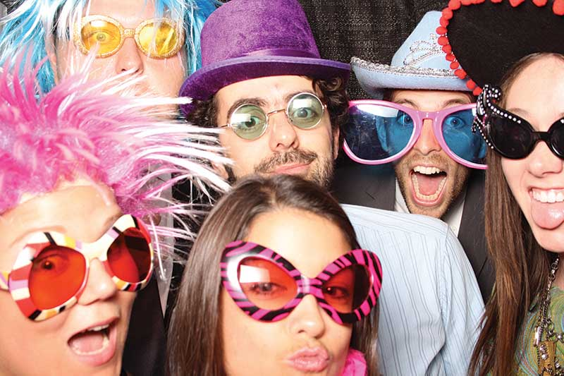 Photo Booth Rentals Chicagoland IL