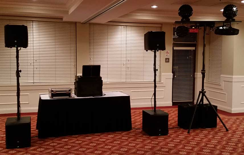 DJ Services for Weddings Rosemont IL